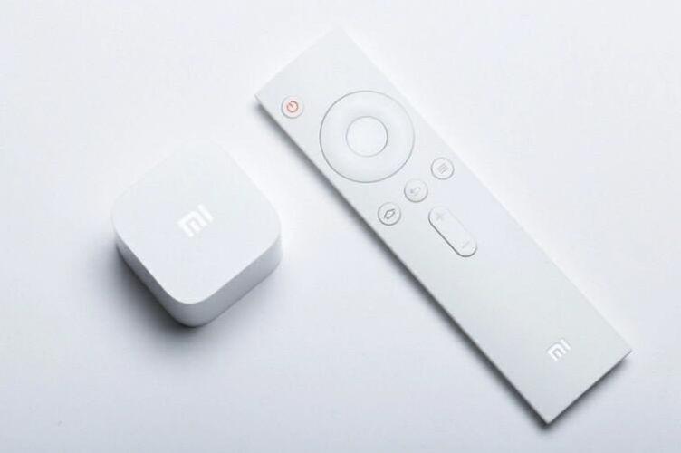 Медиаплеер стационарный Xiaomi Mi Box mini