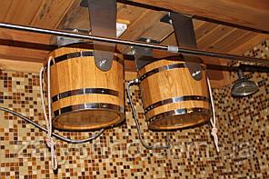 Ведро водопад для бани 25 литров