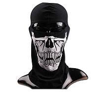 Балаклава череп, маска на лицо, шапка, бафф, лыжи