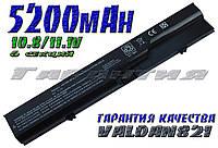 Аккумуляторная батарея HP ProBook 4320s 4325s 4420s 4425s 4525s 4321s 4326s 4421s 4520s 587706-121 587706-221