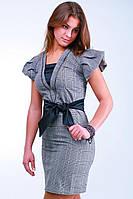 Платье легкое демисезонное женское Твид коттон
