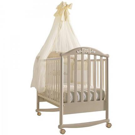 Детская кроватка Pali Tip Tap Bleached , фото 2