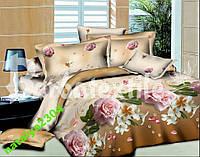 """3D Семейное постельное белье комплект """"Ranforce"""""""