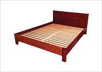 Кровать из натурального дерева щитовая Эко (бук), 900*2000, фото 1
