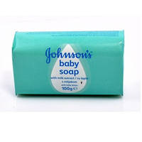 Мило дитяче Johnson's з молоком 100 г