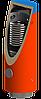 Теплоаккумулятор , бак с черным большим змеевиком 400 л