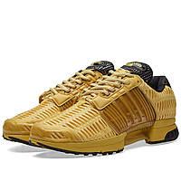 Оригинальные  кроссовки Adidas ClimaCool 1 Gold Metallic & Black