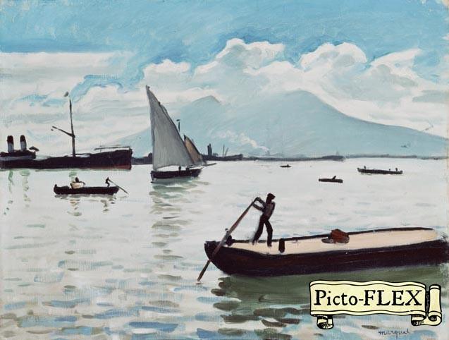 Фреска Picto-Flex. Корабли