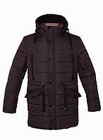 Мужская зимняя куртка парка, фото 1