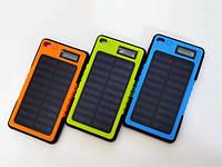 Цветные Power Bank 20000 mAh на солнечных батареях. Отличное качество. Портативная зарядка. Код: КДН777
