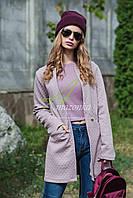 Модная кофта-кардиган для девушек весна 2017 - Артикул кф-30