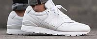 Мужские кроссовки New Balance 996 белые