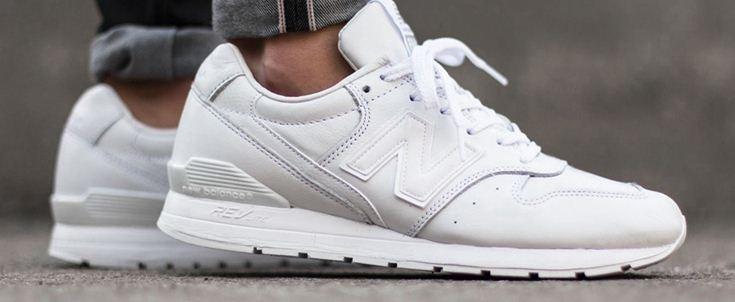Мужские кроссовки New Balance 996 белые - Интернет магазин обуви  Shoes-Mania в Днепре 0d210cbaae2