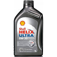 Масло моторное Shell Helix Ultra ECT C2/C3 0W-30 1л
