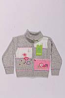 Ангоровая кофта на молнии для девочек Many&Many (90-110)
