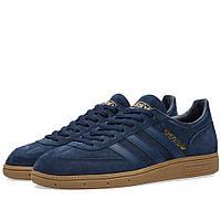 Оригинальные  кроссовки Adidas Spezial Collegiate Navy & Gum
