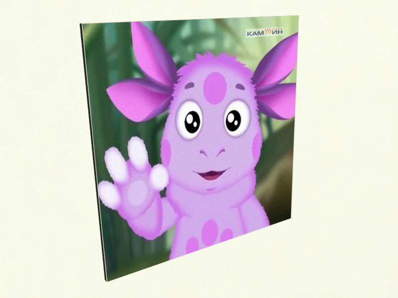 Керамічний обігрівач КАМ-ИН з зображенням в дитячу