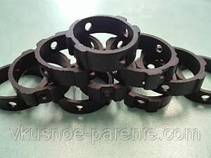 Кольцо защитное для колб (вейпбэнд) черное