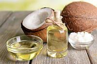 Масло кокосовое для тела во время загара с эфирными маслами 100 мл