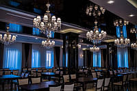 Система виклику офіціанта тепер у ресторані «Брама» в місті Дубно.