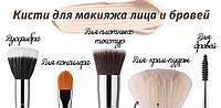 Кисти для макияжа какие есть и для чего они нужны