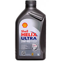 Моторное масло Shell Helix Ultra 5w40 1л
