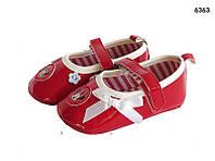 Пинетки-туфли Minnie Mouse для девочки. 12 см