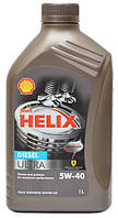 Моторное масло Shell Helix Diesel Ultra 5w40 1л