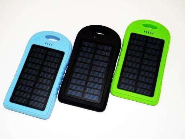 772a11bf49959 Power Bank К35 20000 mAh на солнечных батареях. Высокое качество. Яркий  дизайн. Купить