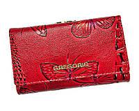 Женский кошелек Gregorio (T108) leather red