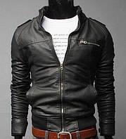 Стильная мужская куртка из кожзама PM6457-10