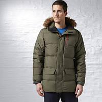 Зимняя куртка-пуховик Adidas 2016-2017