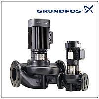 Ремонт и восстановление деталей проточной части насоса Grundfos (Грундфос)