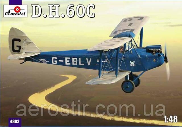 De Heviland DH-60C 1/48 AMODEL 4803