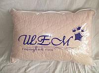 Подушка для сна ТМ ШЕМ 50х70 см., наполнитель холлофайбер