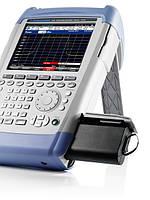 Портативный анализатор спектра R&S FSH4, FSH8
