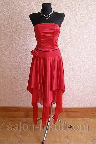 Вечернее, выпускное платье R-02