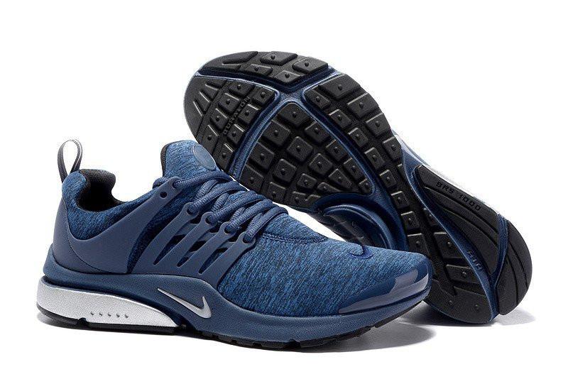 c5ac25957f81e0 Кроссовки мужские Nike Air Presto (в стиле найк аир престо) синие -  Мультибрендовый интернет