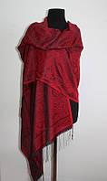 Стильний двосторонній шарф Роза