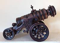 Гармата дерев'янна, ручна робота