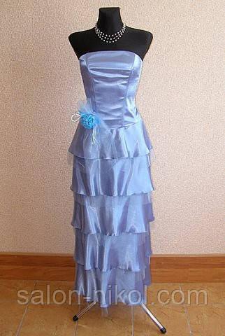 Вечернее, выпускное платье R-04