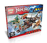 Конструктор  Ninjago 808   деталей,  цитадель фигурки