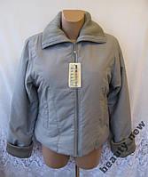 Новая теплая куртка под DIESEL полиэстер M 46-48 164N