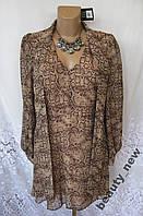 Новое стильное платье туника ATMOSPHERE полиэстер М 48-50 В266N