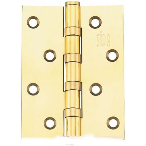 Петля латунная 100 мм. универсальная (античная бронза)