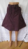 Новая юбка YESSICA C&A хлопок L 48-50 B229N