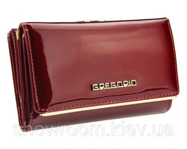 Женский кошелек Gregorio (L108) leather red