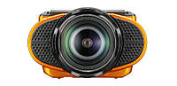 Экшн-камера Ricoh WG-M2 4K Orange, фото 1