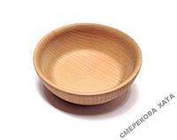 Блюдце дерев'янне, 250мл, фото 1