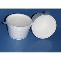 Емкость для супа d=11,5см 2уп*25шт+крышка УК-101-К (10шт/ящ)